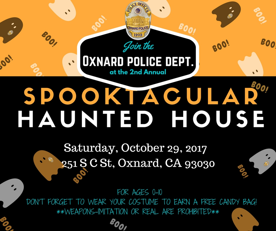 Spooktacular Haunted House
